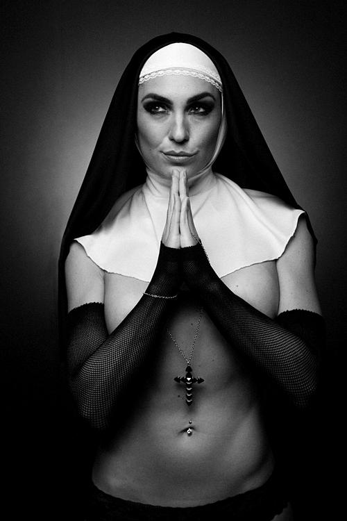 A Naughty Nun