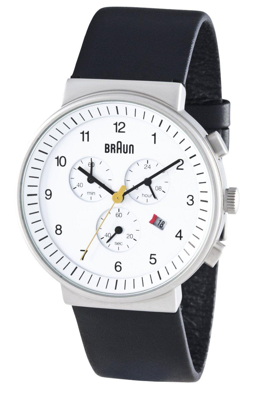 Braun BN0035 designed by Dieter Rams $285