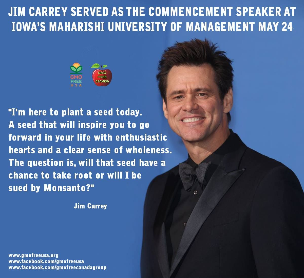 jim carrey graduation speech transcript