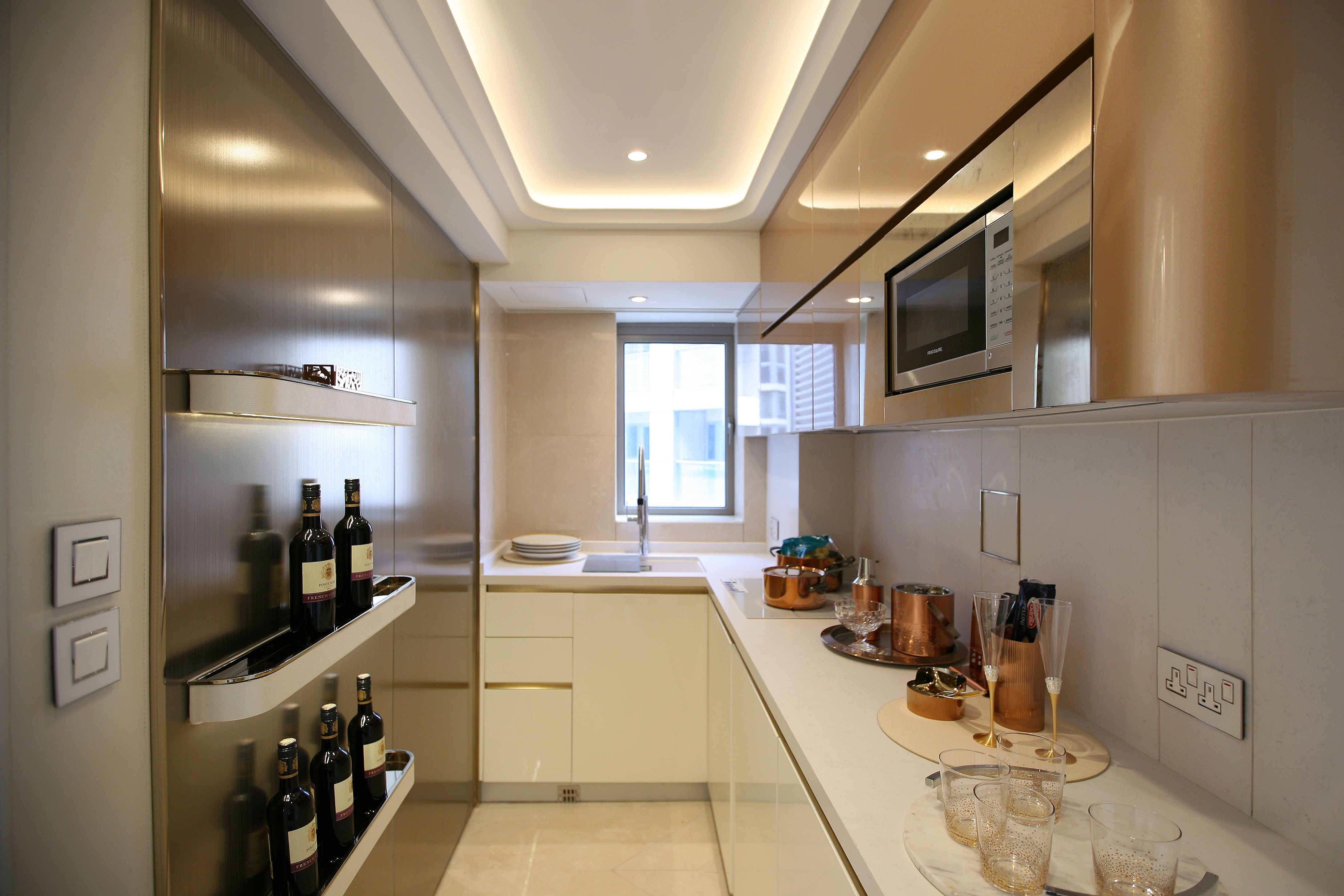 La Marina Show Flat Macau Interior Design And Fitting Out Works