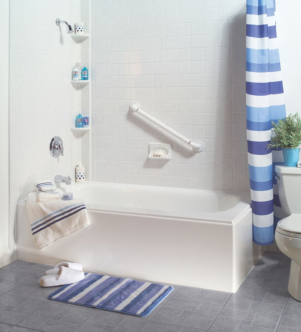 Soaking tub with shower: replace it | House ideas | Pinterest ...