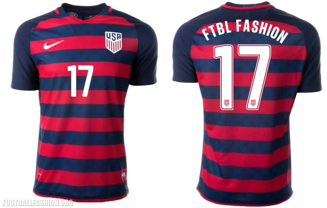 Usa 2017 Concacaf Gold Cup Nike Jersey Football Fashion Org Nike Soccer Jerseys Nike Jersey World Soccer Shop