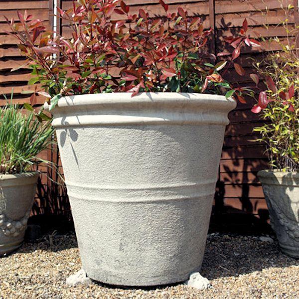 Extra Large Garden Pots Extra large stone garden pot planter garden pots large garden extra large stone garden pot planter workwithnaturefo