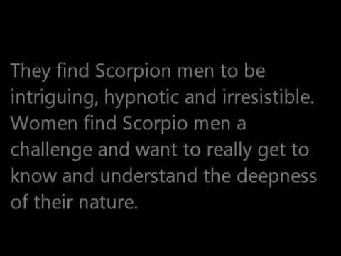 How To Charm A Scorpio Man