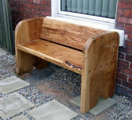 Handmade Furniture From Willow Woodland Products Logs For Sale