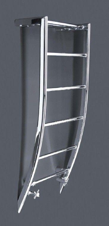 Radiador toallero modelo Portofino blanco de zeta-series ...