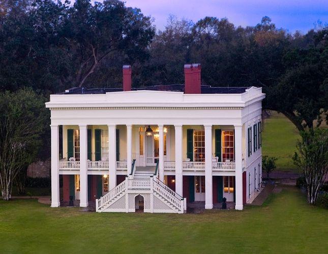 Bocage Plantation in Baton Rouge, Louisiana