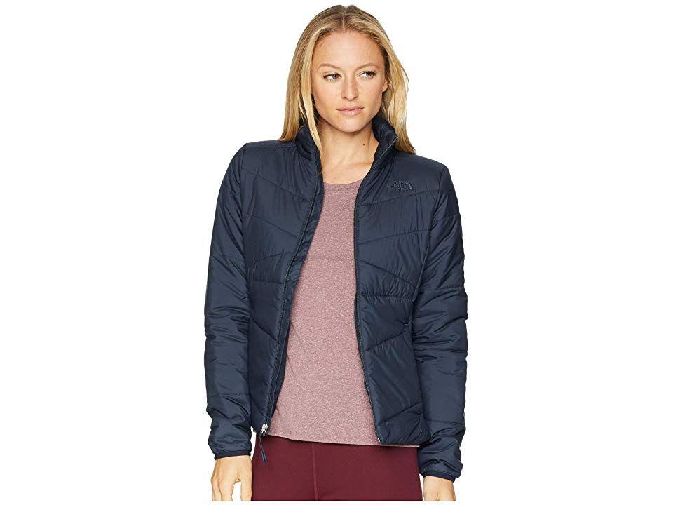The North Face Bombay Jacket (Urban Navy) Women's Coat. The