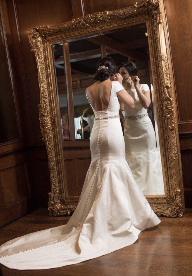 Rivini 'Beatrice' Wedding dress backs, Used wedding