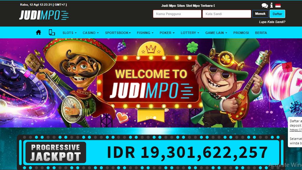 Pin di Daftar Agen Judi Slot Online Terpercaya 2021