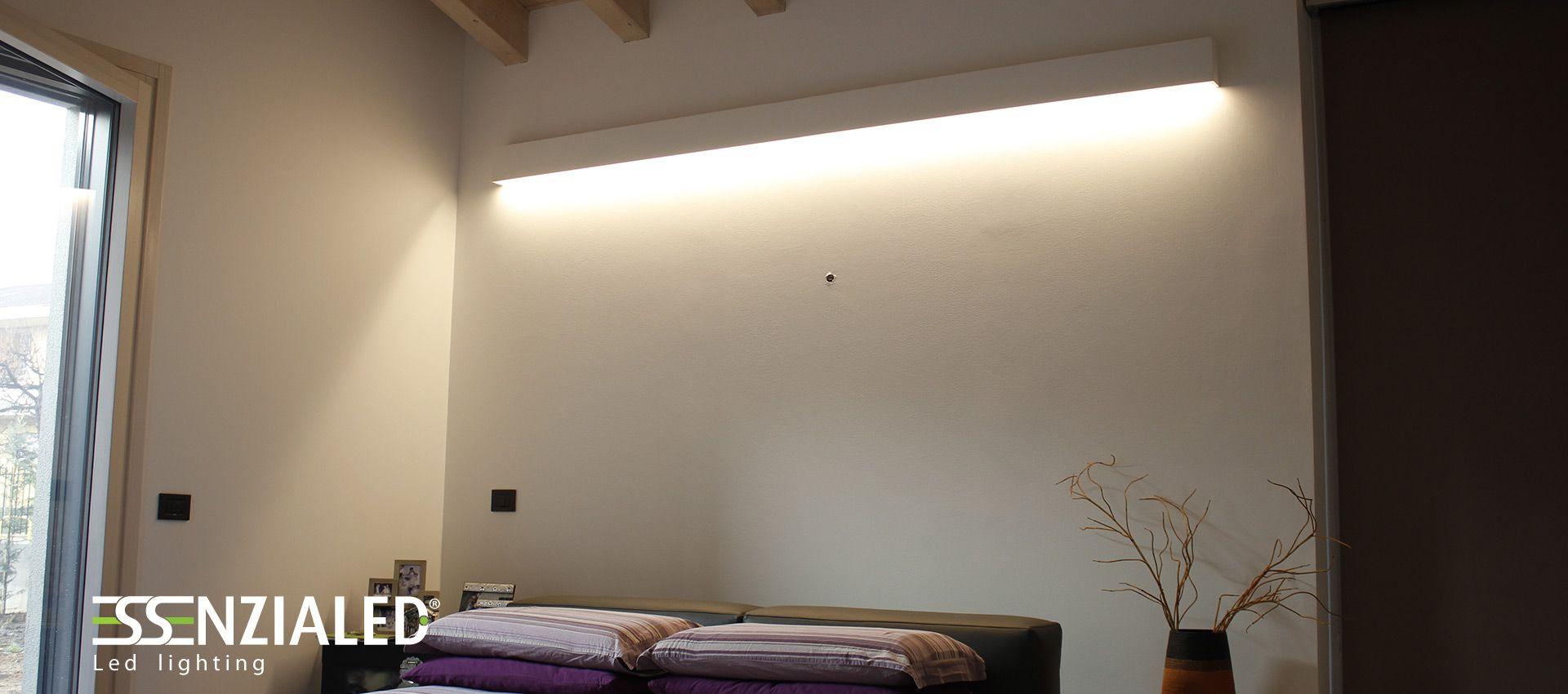 illuminazione a parete camera da 1920 850