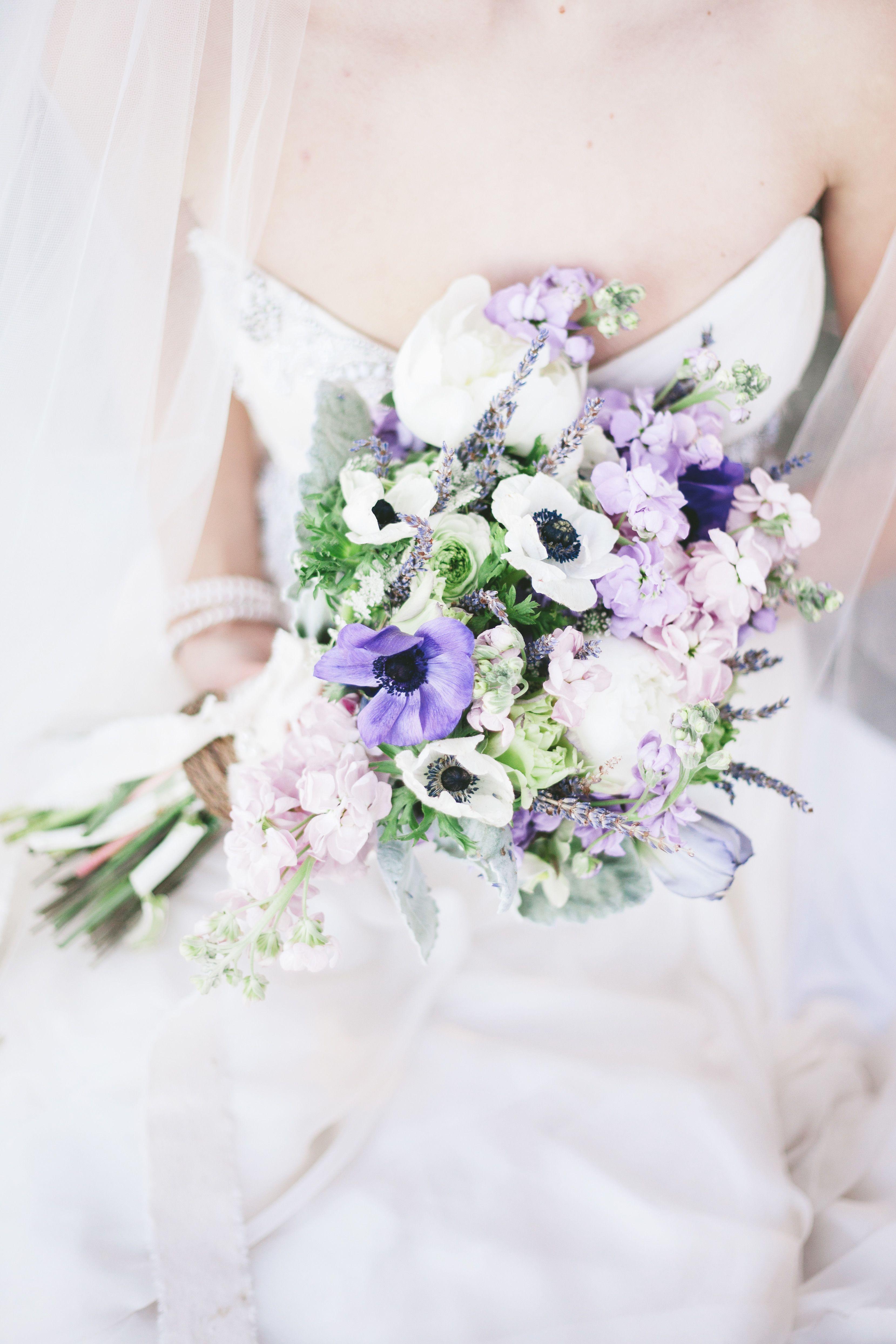 Romantic Scandinavian Styled Shoot Wedding bouquets