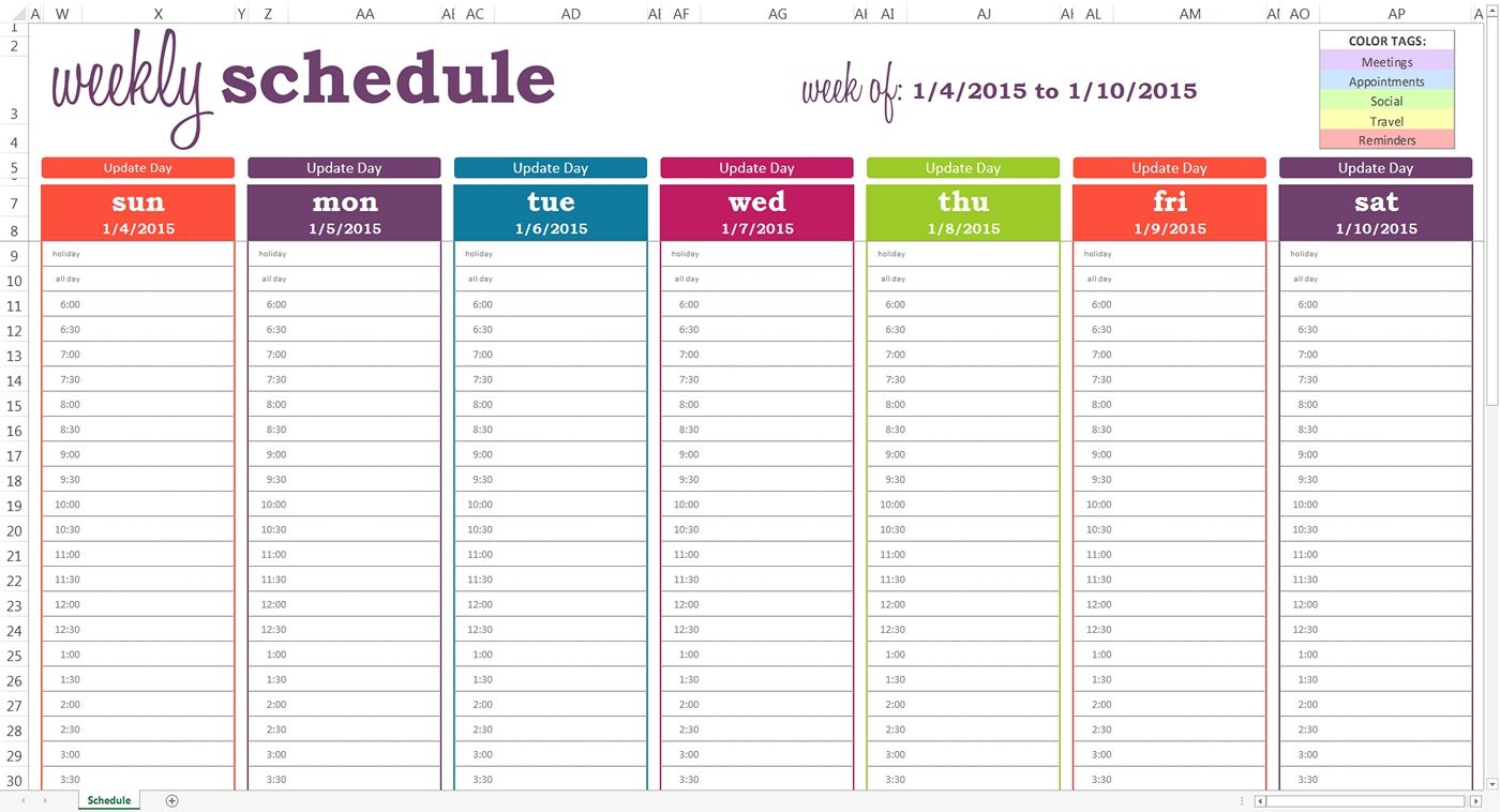 Lsu Academic Calendar 2022 2023.Editable Daily Calendar With Time Slots In 2021 Daily Calendar Template Weekly Calendar Template Weekly Calendar Printable