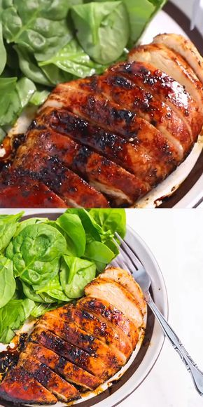 Baked Balsamic Chicken images