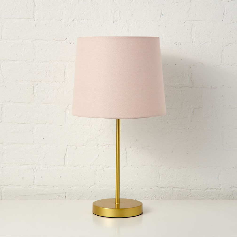 Mix And Match Gold Table Lamp Base The Land Of Nod Pink Table Lamp Gold Table Lamp Table Lamp Base