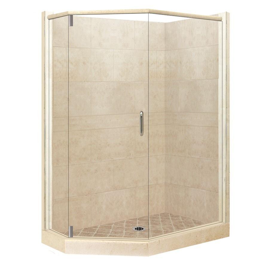 American Bath Factory Sonoma Medium Sistine Stone Wall Stone ...