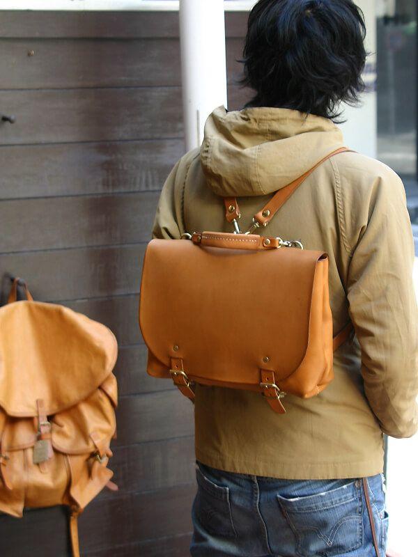 8d7d1aacb819 ナレッジバッグ カジュアルリュック | Leather Goods | ビジネスバッグ ...