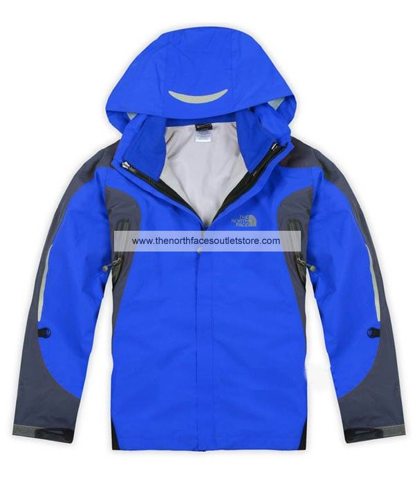 6455402d239e The North Face Women North Face Denali Gore Tex Pro Jackets(Blue ...