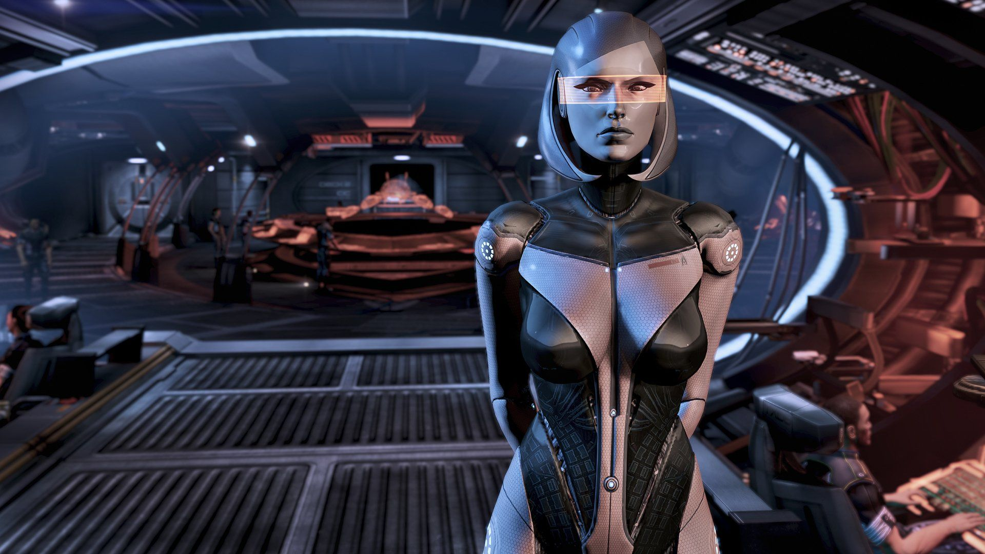 2560x1440 Mass Effect 3 Wallpaper Background Image. View, download,  comment, and rate - Wallpaper Abyss | Mass effect, Edi mass effect, Mass  effect universe