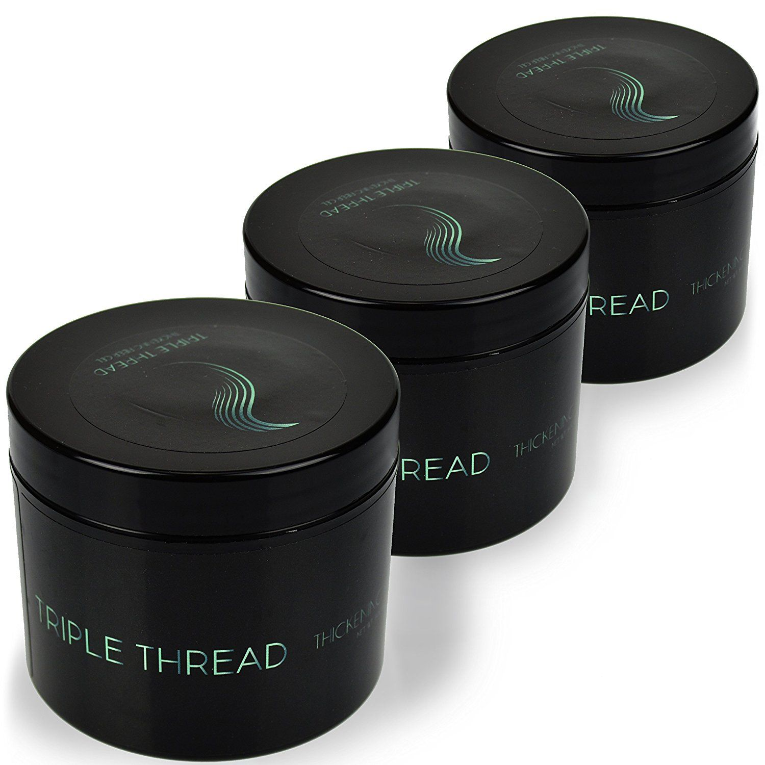 Thickening Fiber Hair Gel For Men 3 Pack >>> Learn more by