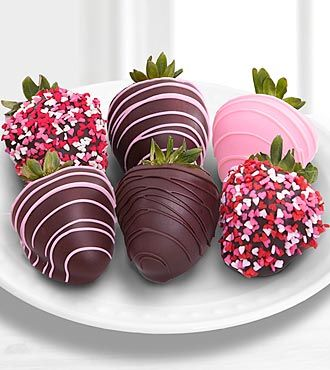 chocolate covered strawberries | ... Dip Delights ...