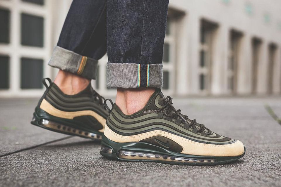 A Closer Look at the Nike Air Max 97 Ultra