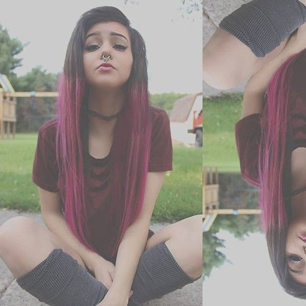 Breaking Chany Chanyquiseng Instagram Photos And Videos - Emo girl hairstyle video