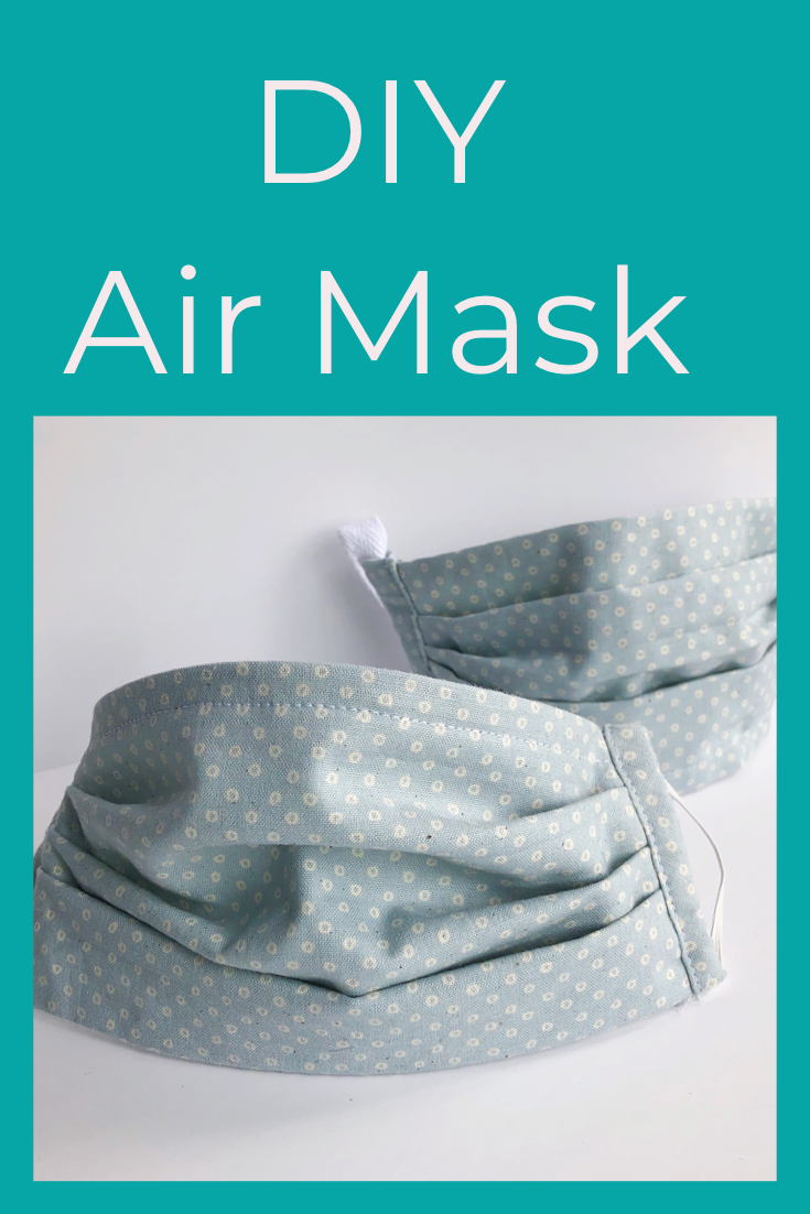 Free Face Mask Sewing Pattern Tutorial Free Sewing Pattern