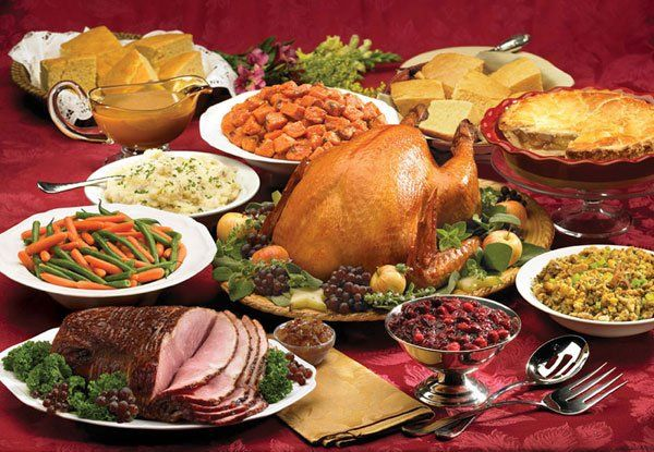 Open for Thanksgiving & Christmas Dinner. Take-home feasts available. Ultimate Turkey & Ham ...