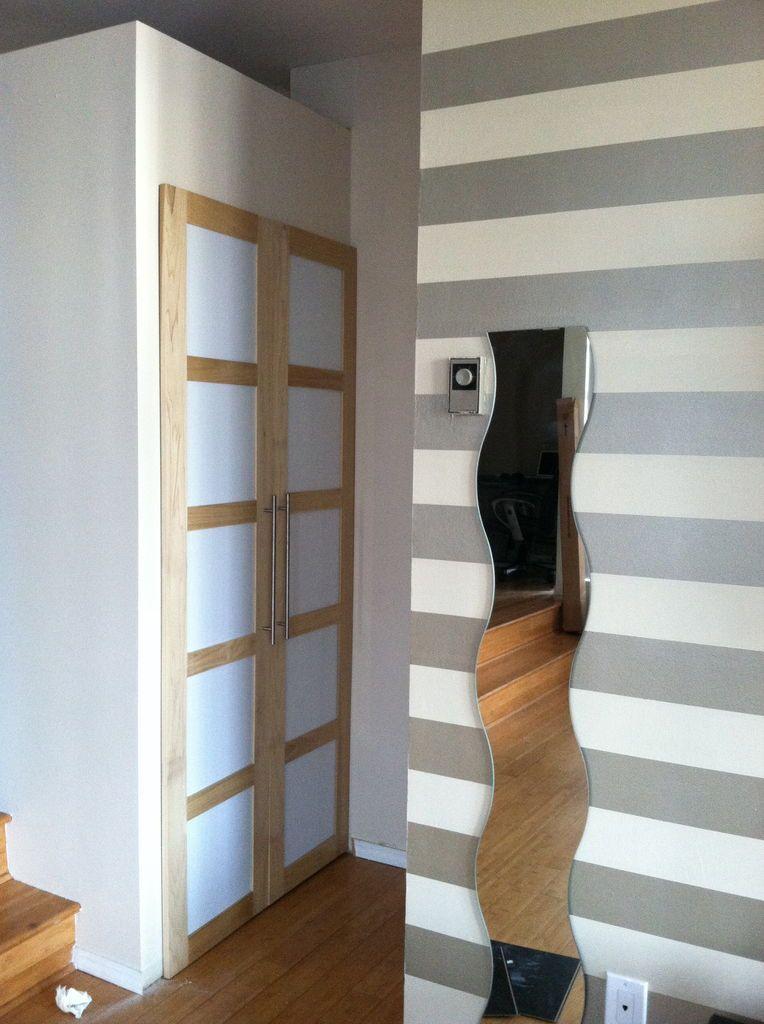 Shoji Style Sliding Closet Doors From Scratch Doors Closet