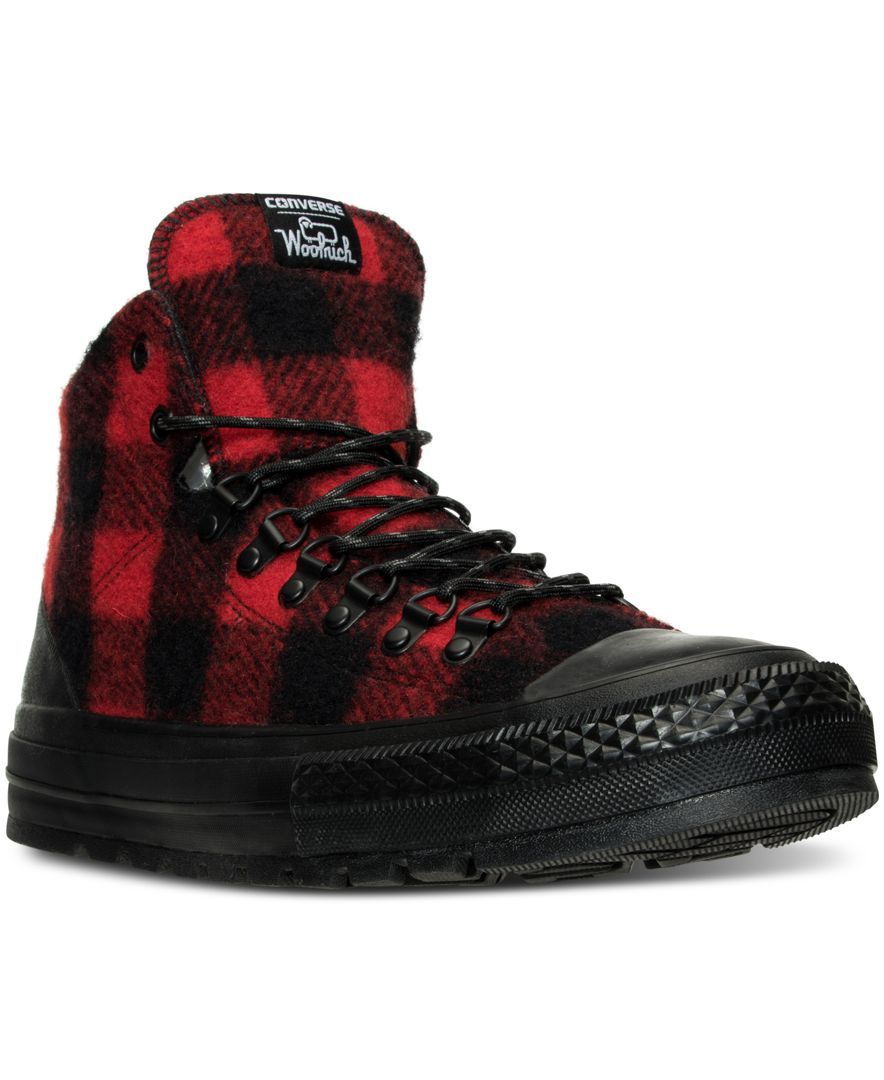 Converse Men's Chuck Taylor All Star Street Hiker Hi