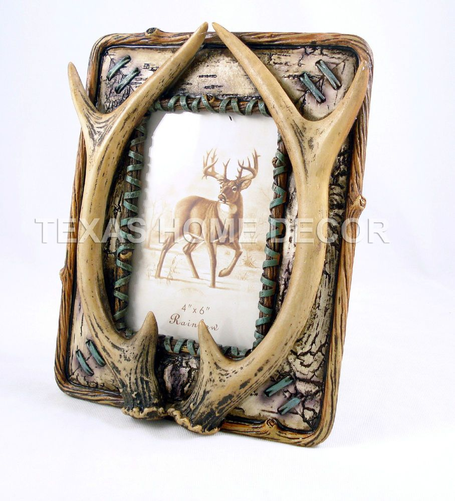 """Antler Picture Frame Table Top Display Holds 4x6"""" Size P… 
