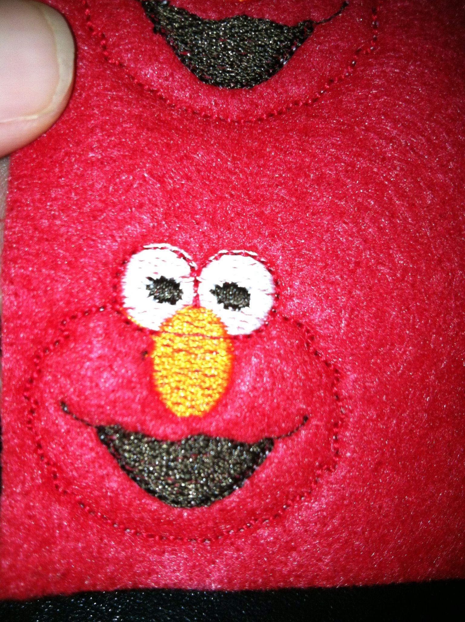 Elmo www.facebook.com/rhiasfabulousfelties