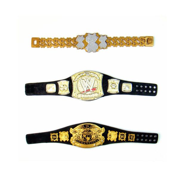 "WWE Wrestling Mattel Elite million dollar Championship Title Belt 6/"" Accessoire"