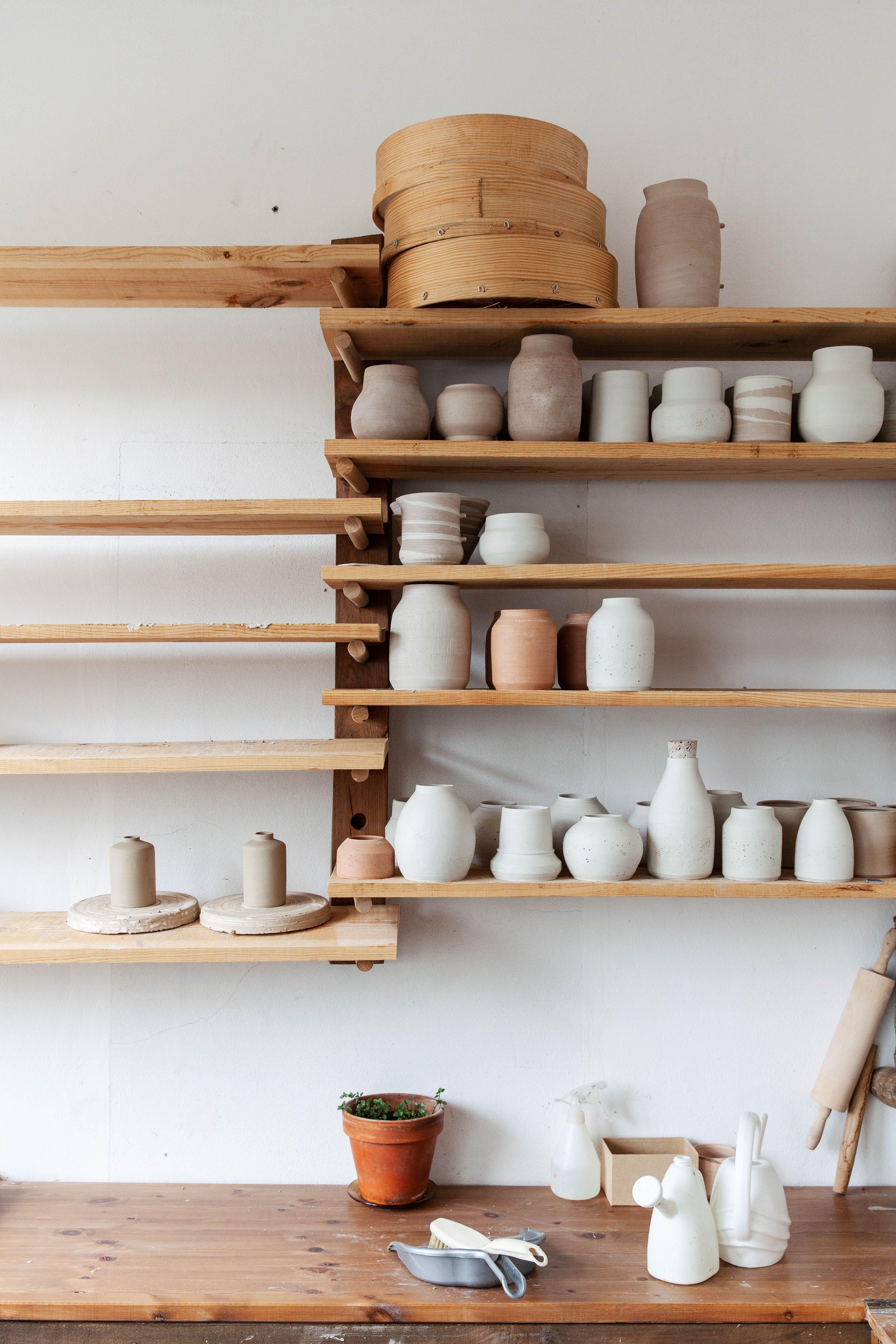Arminho Photography By Sanda Vuckovic Art Studio At Home Ceramic Studio Pottery Shop