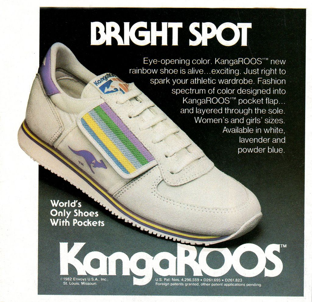 I had these, but mine were all pink. Side pocket and all!