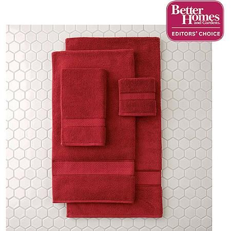 Bath Towels At Walmart New Better Homes And Gardens Thick And Plush Bath Towel Collection Design Decoration