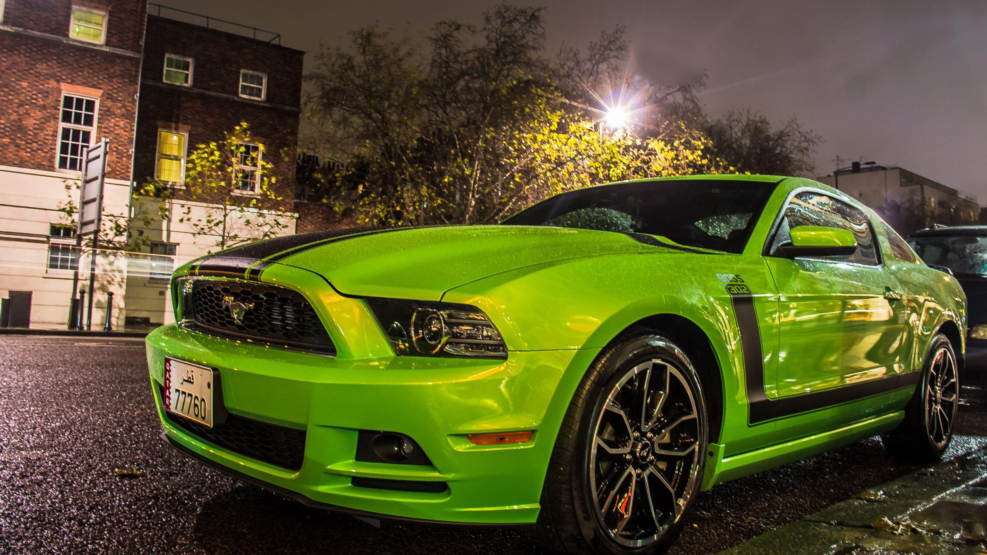 Véhicules Ford Mustang  Véhicule Ford Fond d'écran
