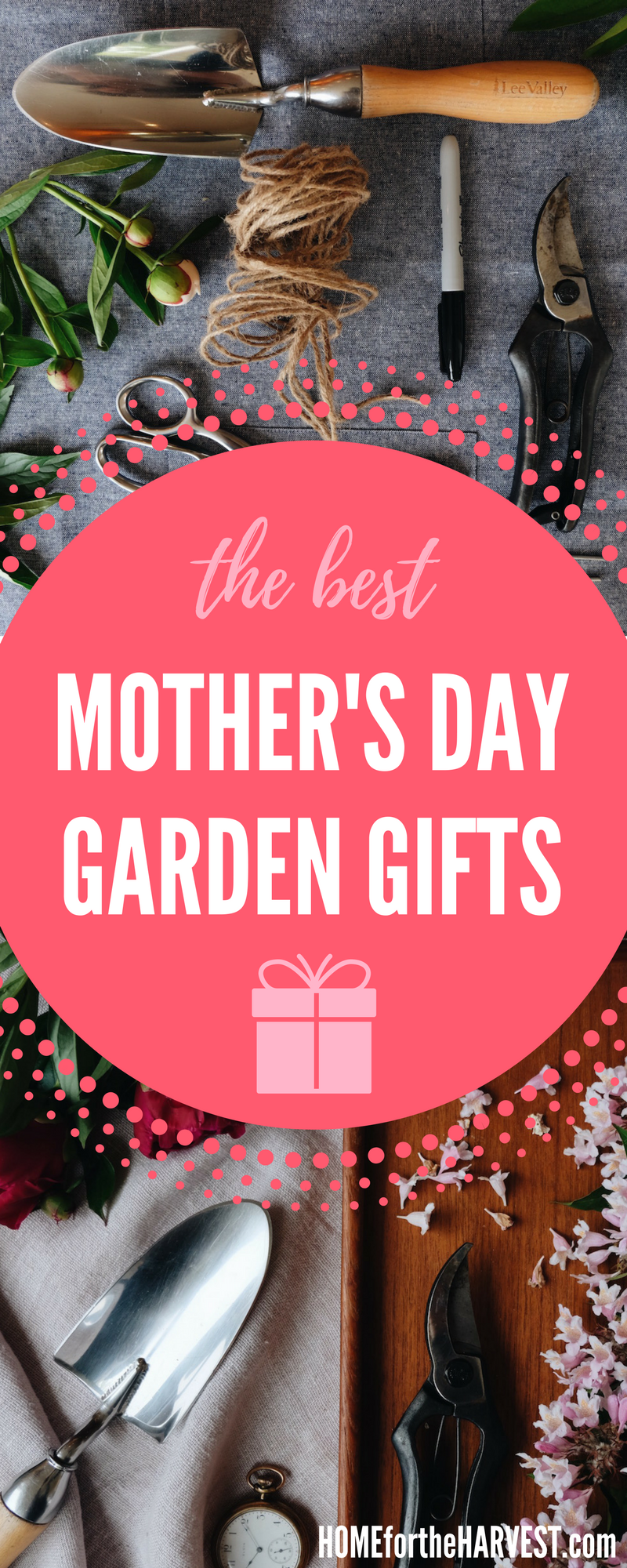 Christmas garden gifts for mom