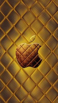 This is Gold is a golden expensive looking high-end apple iPhone wallpaper