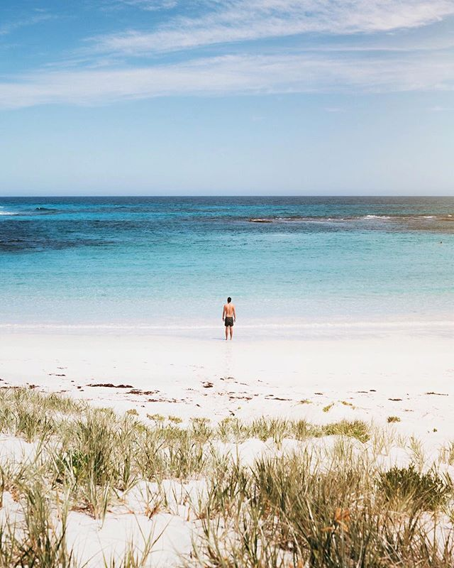 Kangaroo Island Beaches: What A Difference A Few Days Makes. One Minute I'm