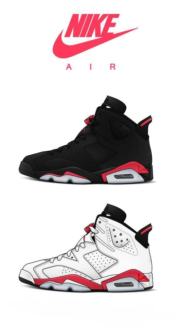 brand new 12db9 11ce9 Nike Air Jordan VI