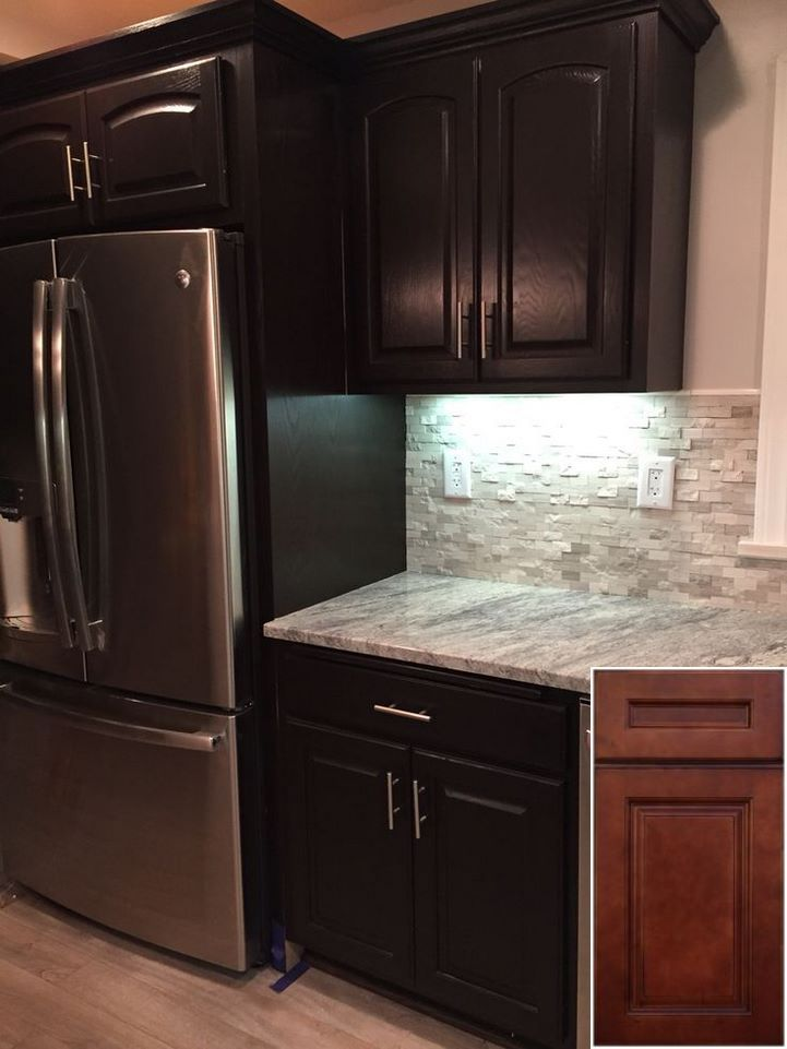 Selecting - cleaning oak cabinets with tsp. # ...