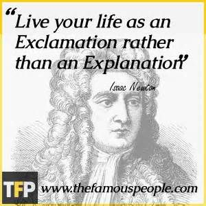 Attractive Isaac Newton Quotes   Bing Images