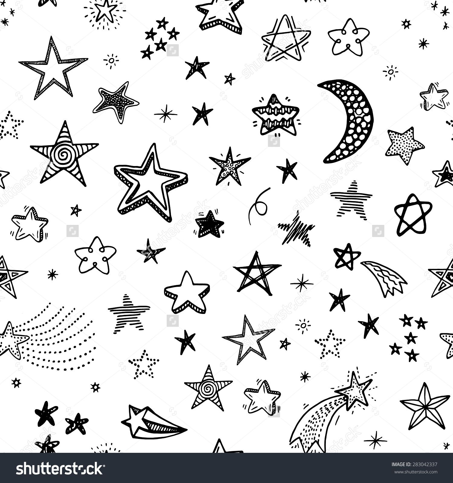 I Remember Drawing Those Easy Shooting Stars