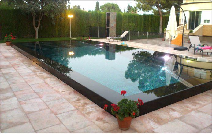 Imagen de for Decorar piscina elevada