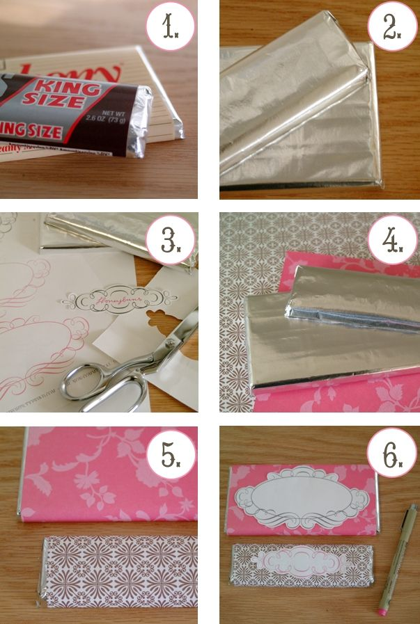 Do-It-Yourself Contest | Pretty packaging, Bar and Favors