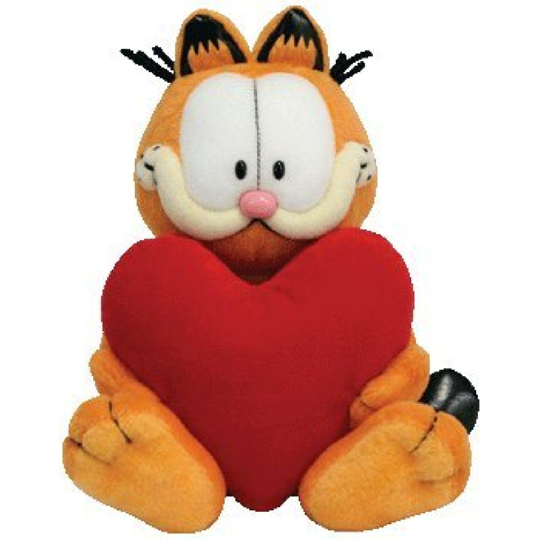 Garfield Garfield holding heart >>> You can get additional