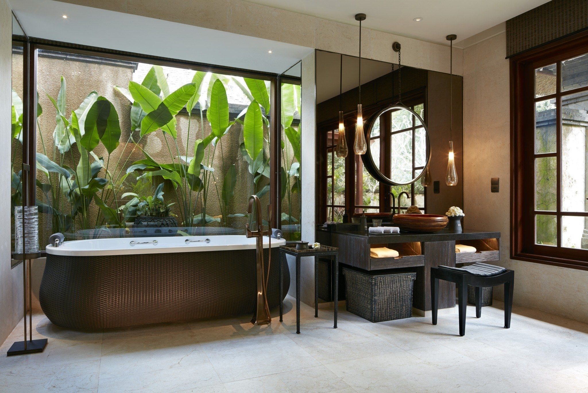 From Venice To Dubai The Worlds Most Luxurious Hotel Bathrooms Photos