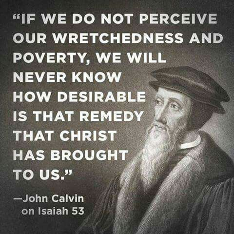 christian quotes | John Calvin quotes | Gospel